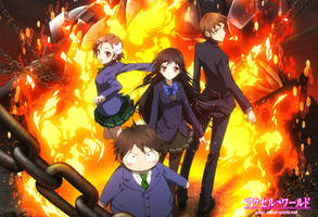[Anime Wallpaper] Accel World by Michze90s