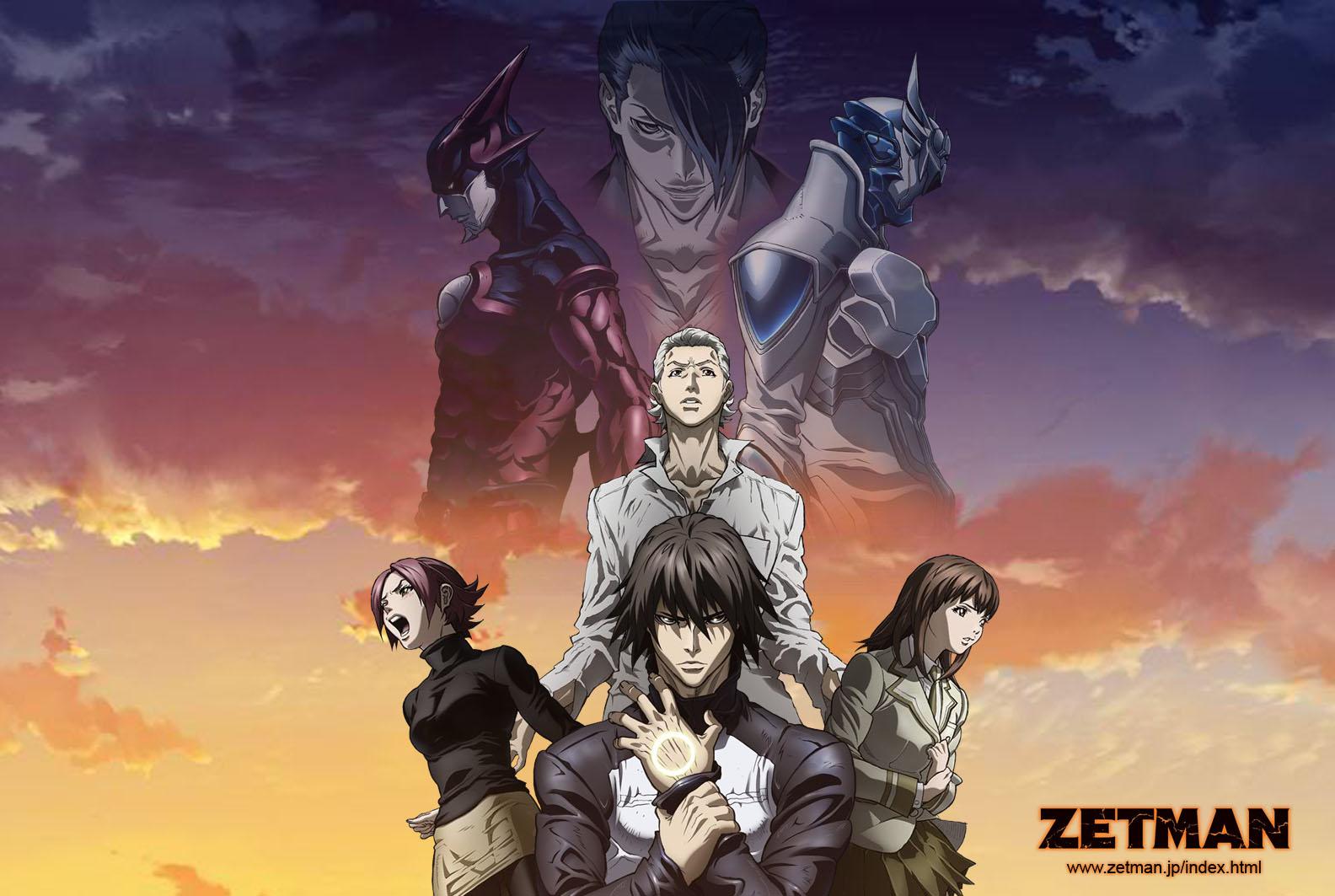Zetman Anime Series Anime Wallpaper Zetman