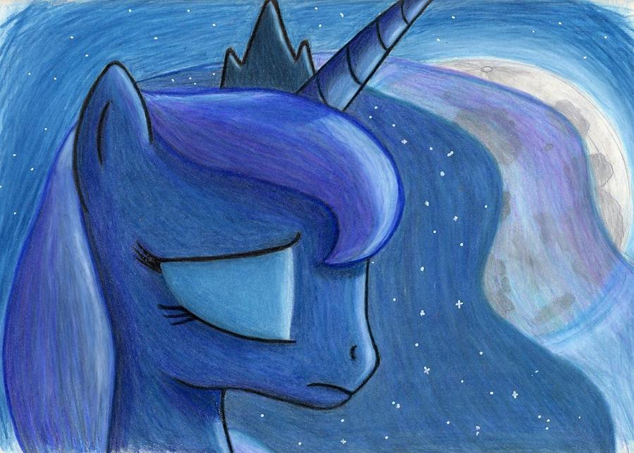 Luna's Lament by SeptilSix