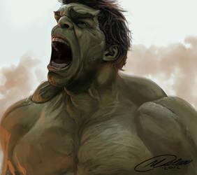 Hulk by williansart