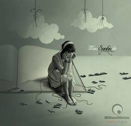 Meu sonho de Sonhar by williansart
