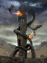 Batalia de la epic dragons by williansart