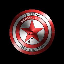 National Guard Logo by williansart