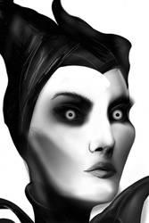Maleficent by williansart