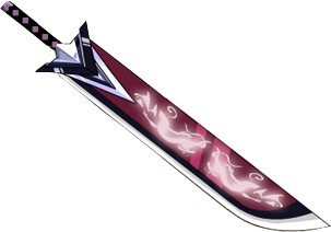 Ninja Saga Clan Reward Weapon 3 by DwiAji097