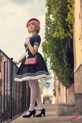 MaySakaali Lolita Photoshoot by Fanored