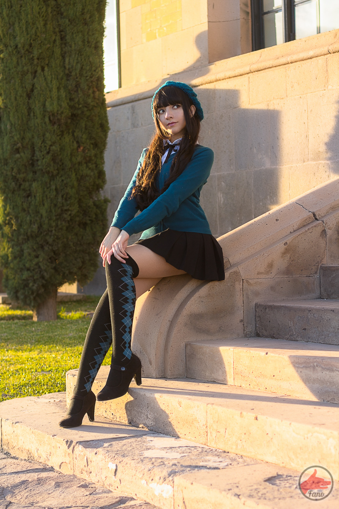 Zettai Ryouiki Photo Concept By Fanored By Fanored On