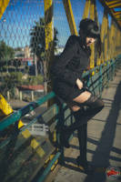zettai Ryouiki photoshoot by @fanored by FanoRED