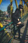 zettai Ryouiki photoshoot by @fanored