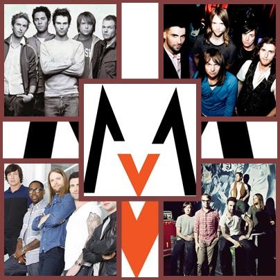 Maroon 5 Years by wweM5girlLA