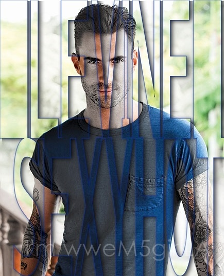 Adam Sexy Levine by wweM5girlLA