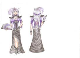 Gothic Illusion Set scanned version by Ayumisan19