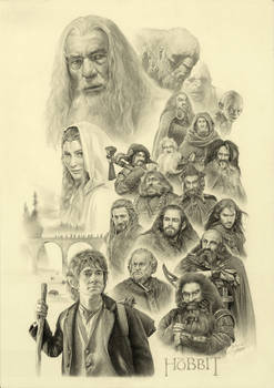THE HOBBIT (whole vision)