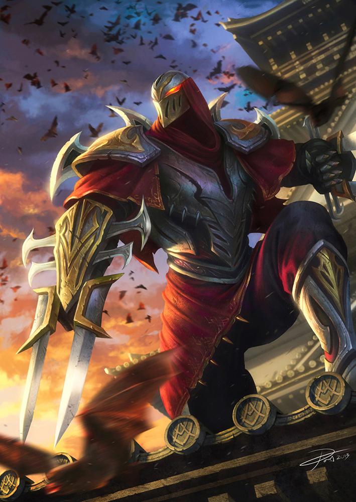 Zed League of Legends