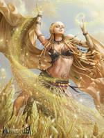 Valhalla Lost_Nerthus by yinyuming