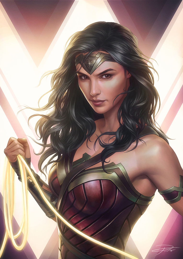 Wonder women by yinyuming on deviantart for Best women pictures