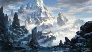 WJSY Sacred Mountain By YinYuming
