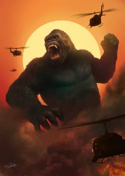 Kong: Skull Island illustration