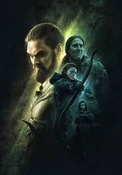 Game Of Thrones Calendar2019 illustrations (2/12)