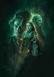 Game Of Thrones Calendar2019 illustrations (4/12)
