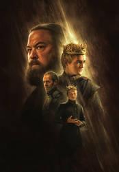 Game Of Thrones Calendar2019 illustrations (5/12)