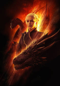 Game Of Thrones Calendar2019 illustrations (11/12)