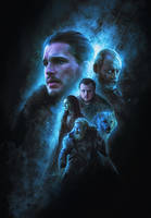 Game Of Thrones Calendar2019 illustrations (12/12) by yinyuming