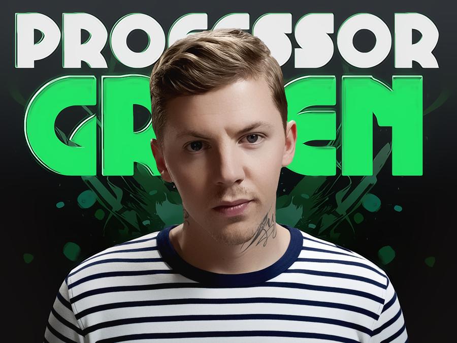 Professor Green By LRA1992