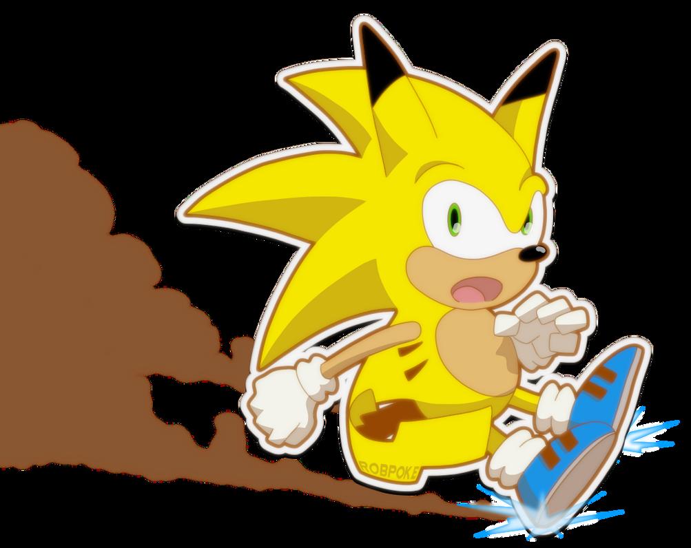 Sonichu by Robpoke