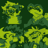 Gameboy Icons 3/3 OPEN by verdilacs