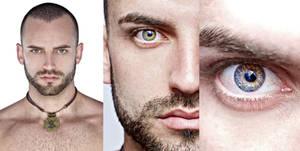 pelos olhos teu