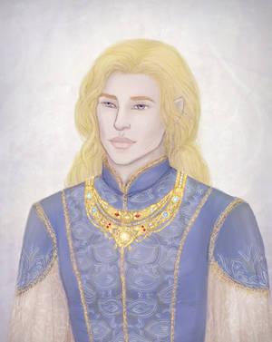 Finrod by rowanbaines