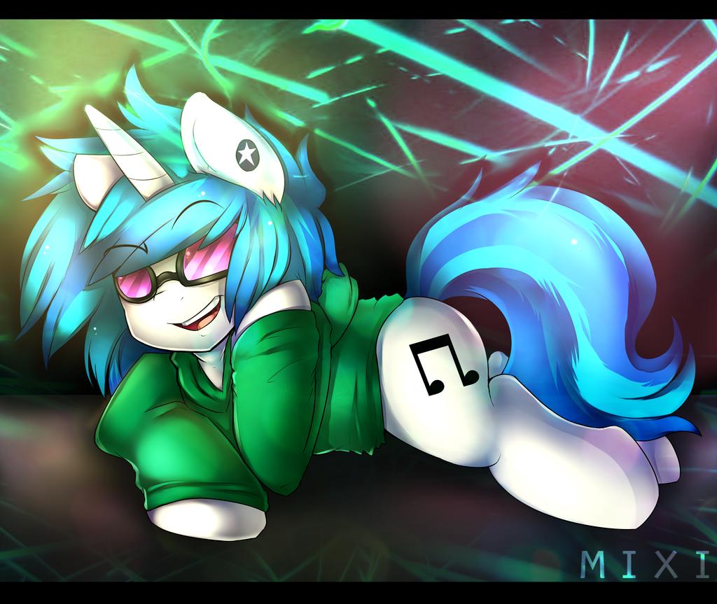 VinylScratch! by miss-mixi