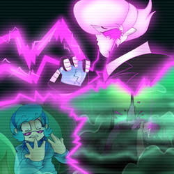 Mystery Skulls - Ghost by miss-mixi