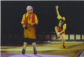 Disney On Ice - Pinocchio and Geppetto