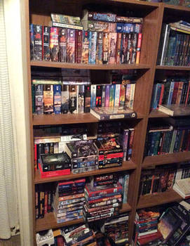My Bookshelf, Pt. 1
