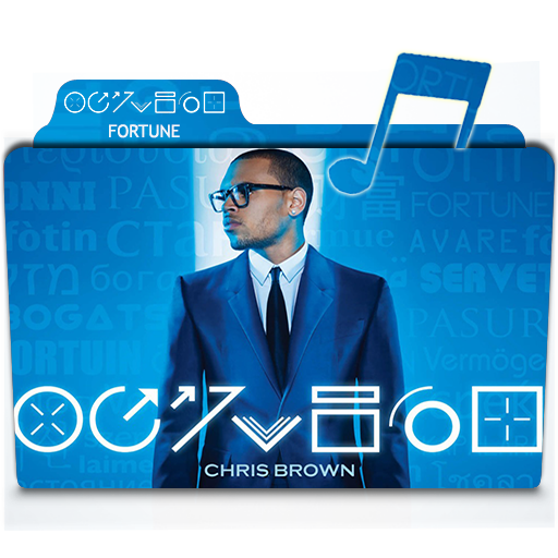 Chris Brown - Fortune by jbertrius on DeviantArt
