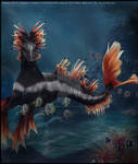Hippocampus - Mythical horses entry