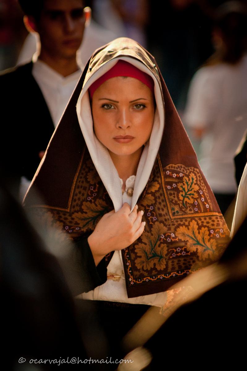 Sardinian Woman by carva822