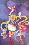 Sailor Moon you are the best