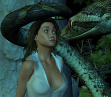 The Jungle Girls - 151 by Mylenya