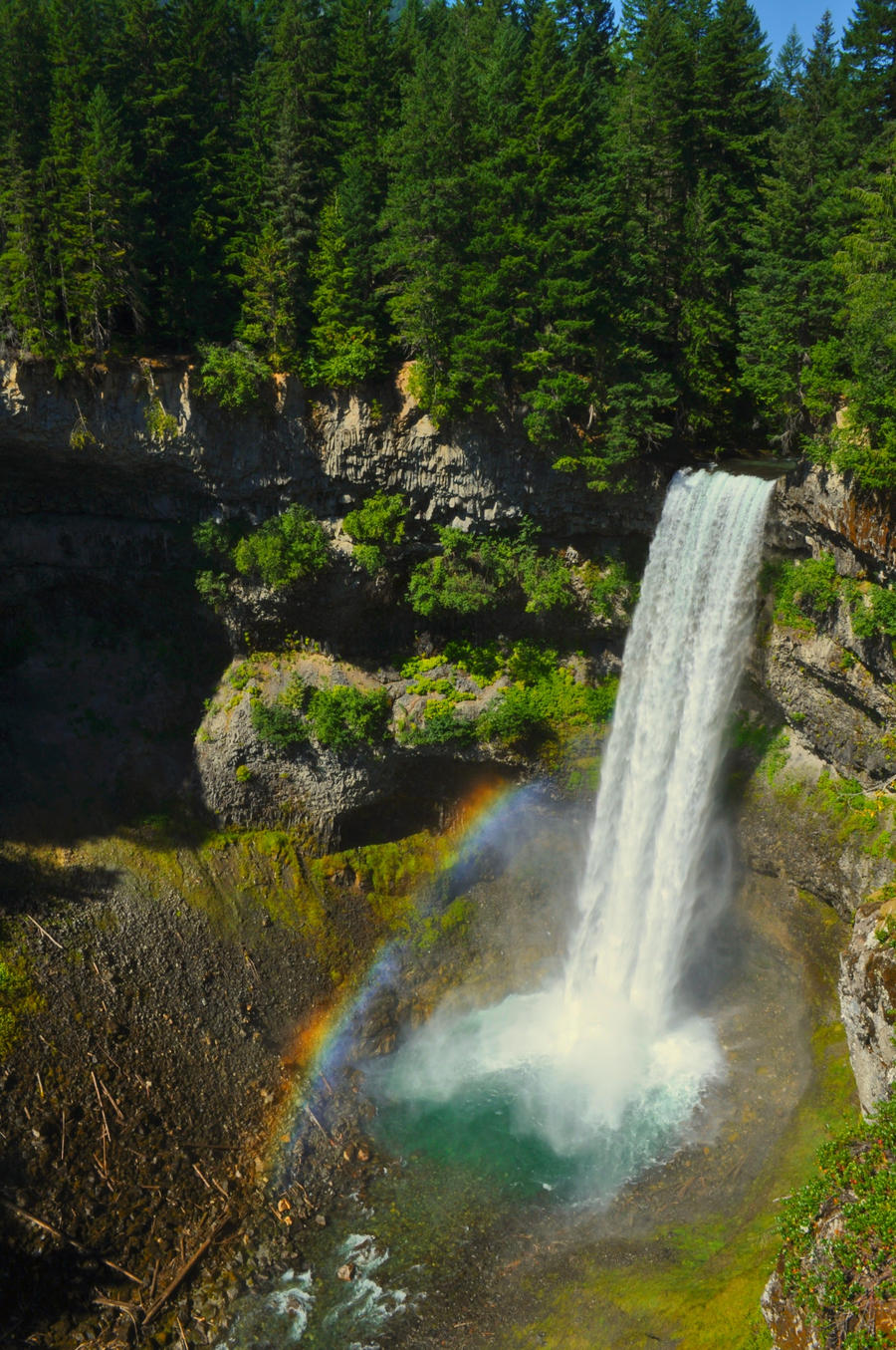 Brandywine Falls by salohcin19
