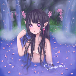 Lilac Santuary by BunnyLilacs
