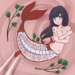Mermaid Cuisine  by BunnyLilacs