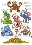 7-sins-creatures