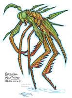 Eurasian Kelp Pincher by MickMcDee