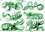 Alien amphibians