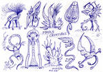 Mars Creatures