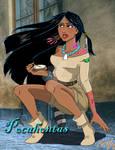 Urban Princesses: Pocahontas