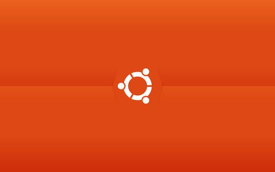 ubuntu minimalistic wallpaper